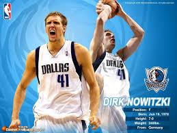 dirk nowitzki basketball