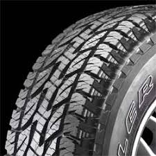 bridgestone dueler at revo