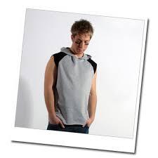 sleeveless hoodies men