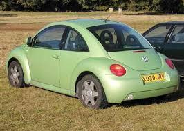 beetles the car
