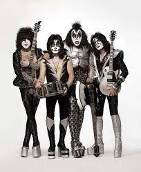 kiss rock band photos