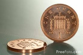 penny coin picture