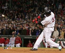 david ortiz home run