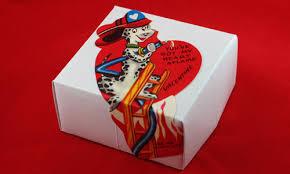 childrens valentine boxes