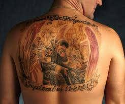 firefighter tattoo designs