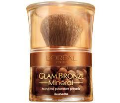 loreal glam bronze minerals