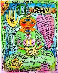 gemini painting