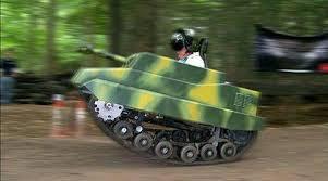 paintball gun tank