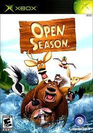 open season xbox