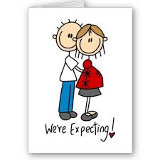 expecting a baby cards