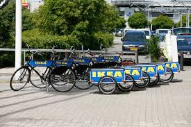 bicycles trailers