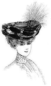 old ladies hats