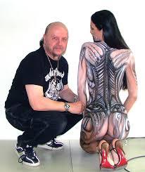 body painting 2009