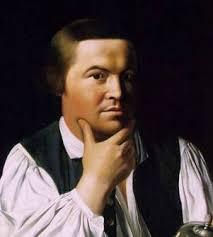 of Paul Revere and William