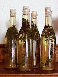 herb vinegar