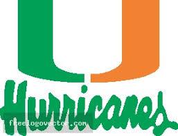 miami hurricanes symbol