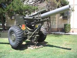 howitzer cannons