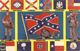 confederate state flags