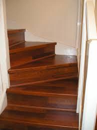 laminate floor on stairs