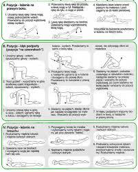 cwiczenia na kregoslup