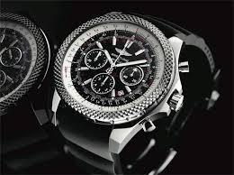 bentley motors watches