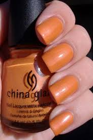 china glaze swatches