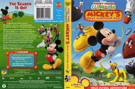 mickey great clubhouse hunt