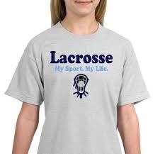 lacrosse tee shirt