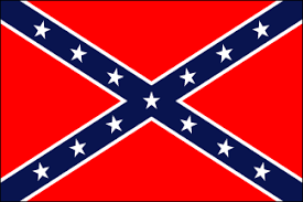 confederate navy jack flag