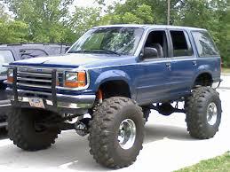 1991 ford explorer xlt
