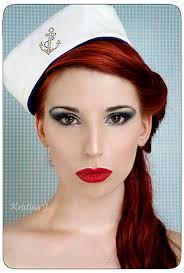 girl sailor hat