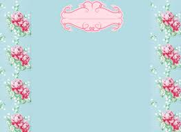 shabby chic blue
