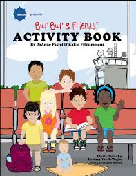 child activity book