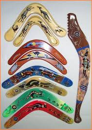 boomerangs in australia