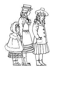 children in 1900