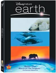 earth dvd cover