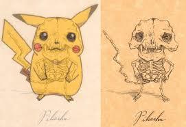 cartoon anatomy