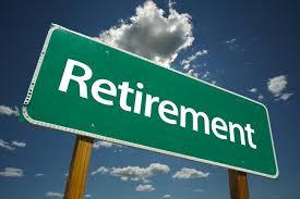 retirement reception