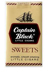 captain black little cigar