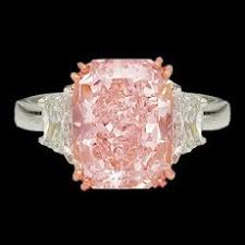 pink diamond tennis bracelet