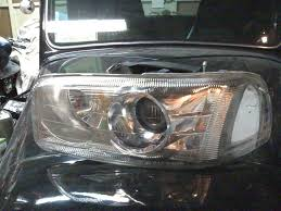 denali headlights