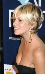 pictures of short hairstyles for women over 40