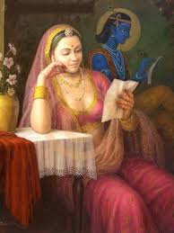 oil paintings of india