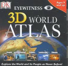 3d world atlas 2009