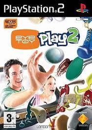 eyetoy play2
