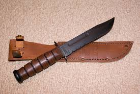 ka bar usmc knife