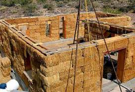 straw built homes