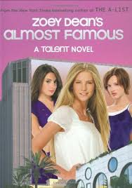 almost famous zoey dean