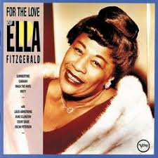 Ella Fitzgerald - For The Love Of Ella Fitzgerald (disc 2: Ballads & Blues)