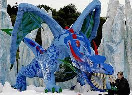 dragon legos